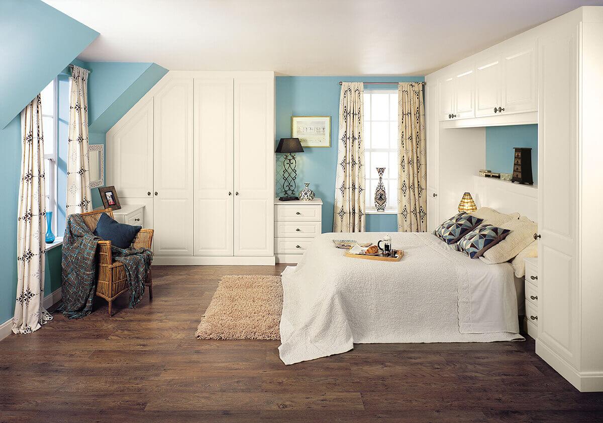 Coniston Bedrooms Glendale Pale Cream