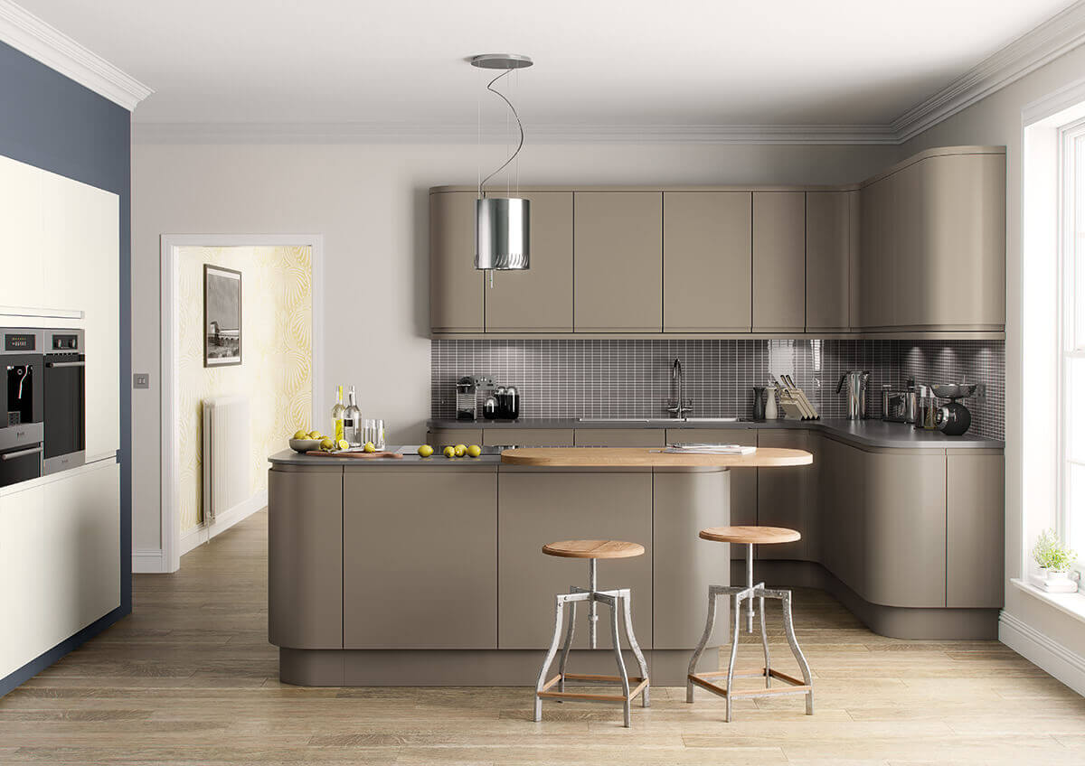 LUCENTE PAINTED MAIN BROWN GREY