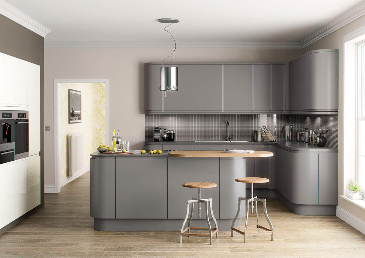 LUCENTE PAINTED MAIN Dust Grey