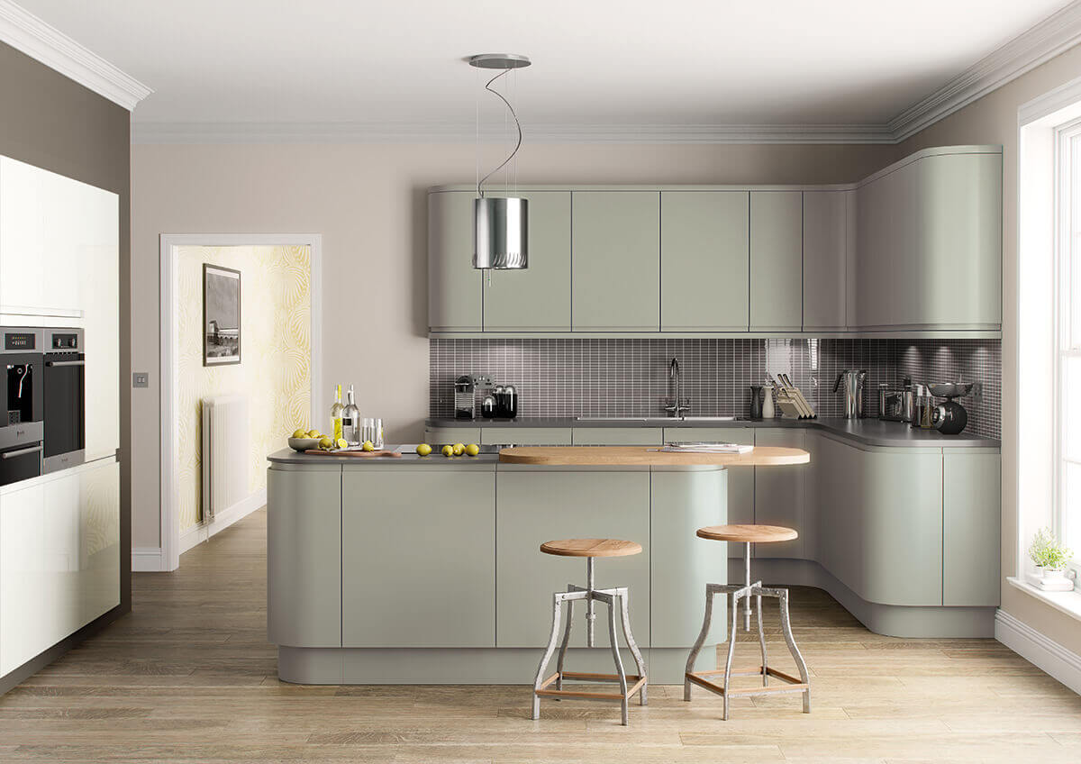 LUCENTE PAINTED MAIN FRENCH GREY