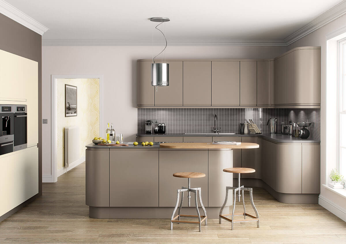 LUCENTE PAINTED MAIN STONE GREY