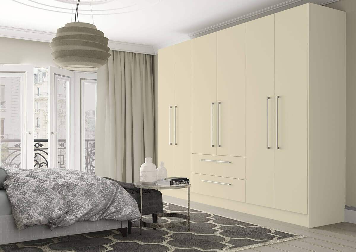 Vivo Matt Bedrooms Ivory